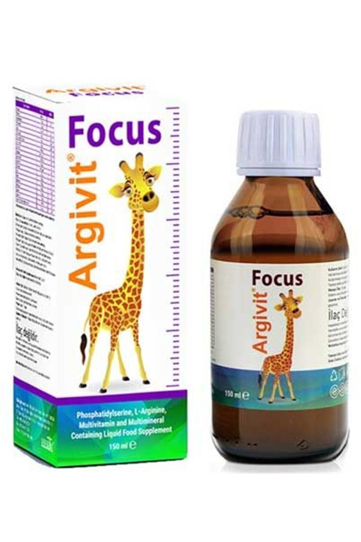 Argivit Focus Şurup 150 ml 1