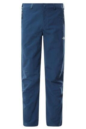 THE NORTH FACE Erkek Pantolon Regular Fit Mavi
