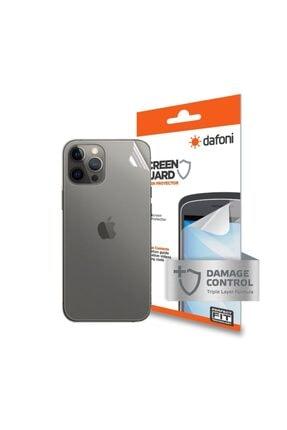 MobilCadde Dafoni Iphone 12 / Iphone 12 Pro 6.1 Inç Darbe Emici Arka+yan Gövde Koruyucu