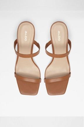 Aldo Kadın Kahverengi Topuklu Sandalet