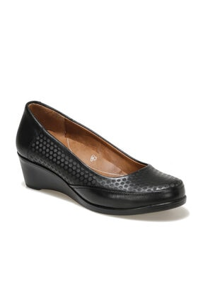 Polaris 5 Nokta 103242.Z1FX Siyah Kadın Klasik Ayakkabı 101002348
