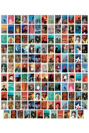 İş Bankası Kültür Yayınları Iş Bankası Modern Klasikler 142 Kitap Tam Set