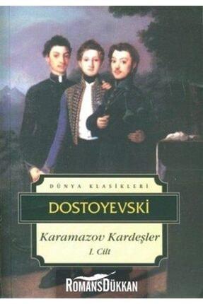 İskele Yayıncılık Karamazov Kardeşler Cilt 1