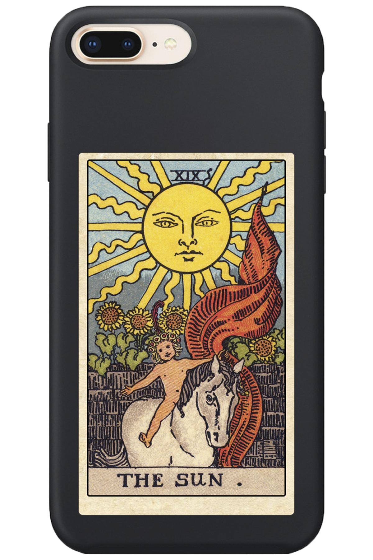 shoptocase Iphone 7 Plus Lansman The Sun Desenli Telefon Kılıfı 1