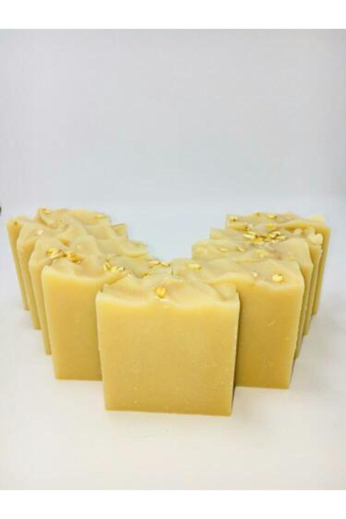 Evin 120gr'lık 9 Adet Eşek Sütü Sabunu %100 Doğal El Yapımı 1
