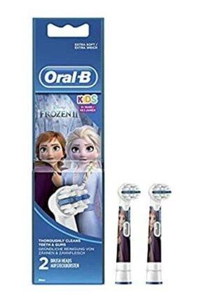 Oral-B Oral B Frozen Diş Fırçası Yedek Başlığı 2'li
