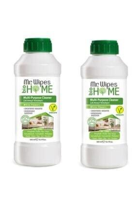 Farmasi Mr Wıpes Konsantre Çok Amaçlı Temizleyici Beyaz Çiçek Kokulu 500 Ml 2li
