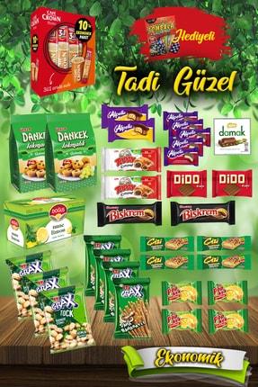 Ülker Tadı Güzel Ekonomik Çikolata Kek Paketi - 34 Parça