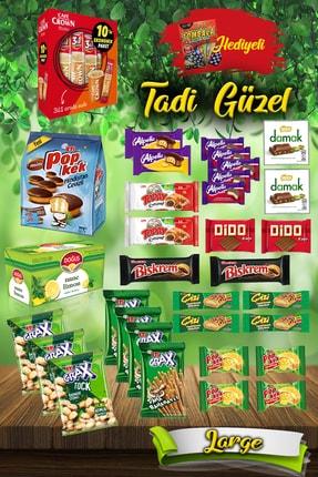 Ülker Tadı Güzel Large Çikolata Kek Paketi - 34 Parça