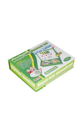 DIY Toys Dıy-toy Manyetik Tablet Matematik Set 7927
