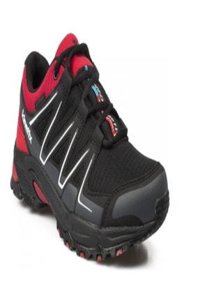 Kinetix Cadriç Wp Unisex Kırmızı Siyah Spor Ayakakkabı