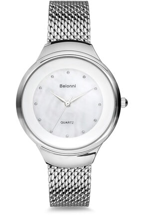 Belonni Kadın Hasırlı Zarif Saat