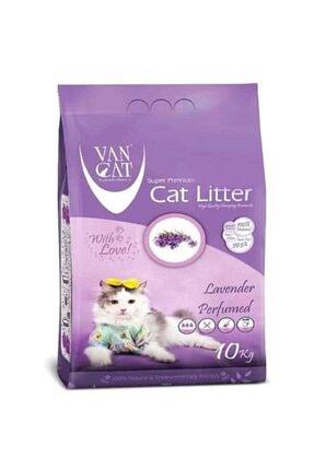 Vancat Van Cat Lavanta Kokulu Ince Kedi Kumu 10 Kg