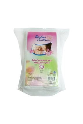 Bambino Cotton Bebek Altı Temizleme Pamuğu 60 Adet