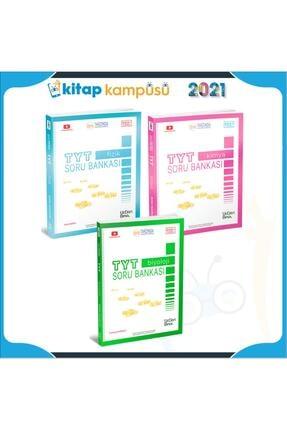 Üç Dört Beş Yayıncılık 345 Yayınları Tyt Fizik Kimya Biyoloji Soru Bankası 2021