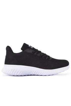 Slazenger Armor I Sneaker Erkek Ayakkabı Siyah / Beyaz Sa11re246