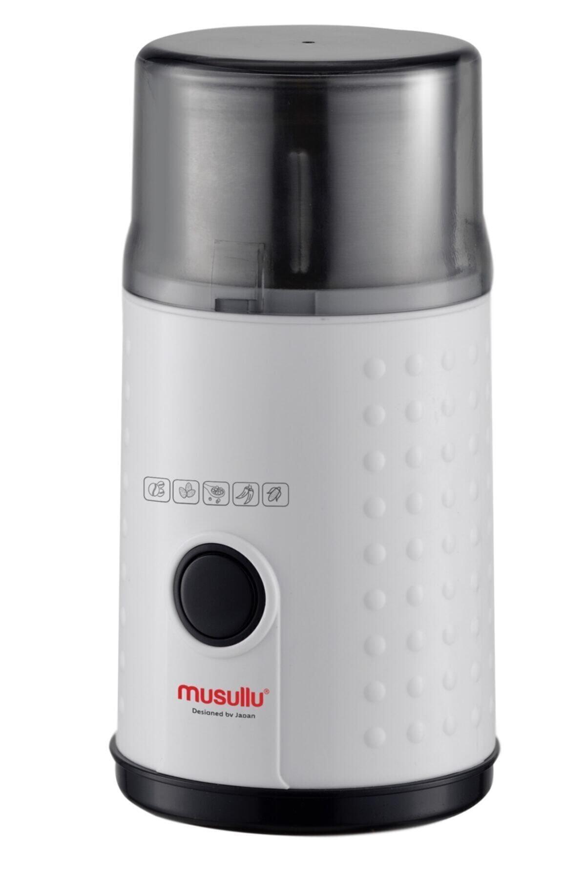 Musullu Kahve Ve Baharat Öğütücü 200w Msl-1003 1
