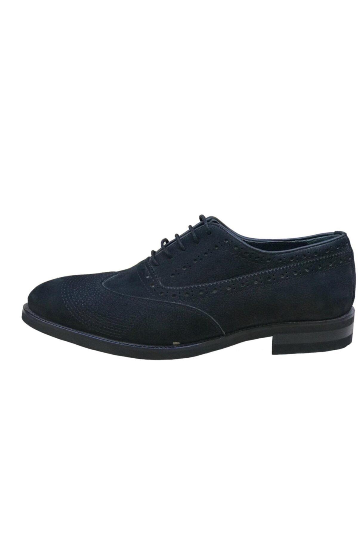 TETRİ 25 Erkek Çift Yüz Nubuk Klasik Ayakkabı 2