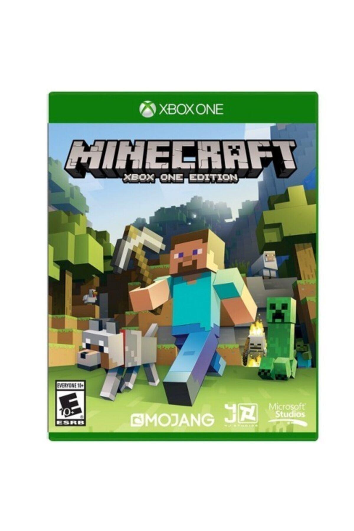 Microsoft Studios Minecraft Xbox One Oyun 1
