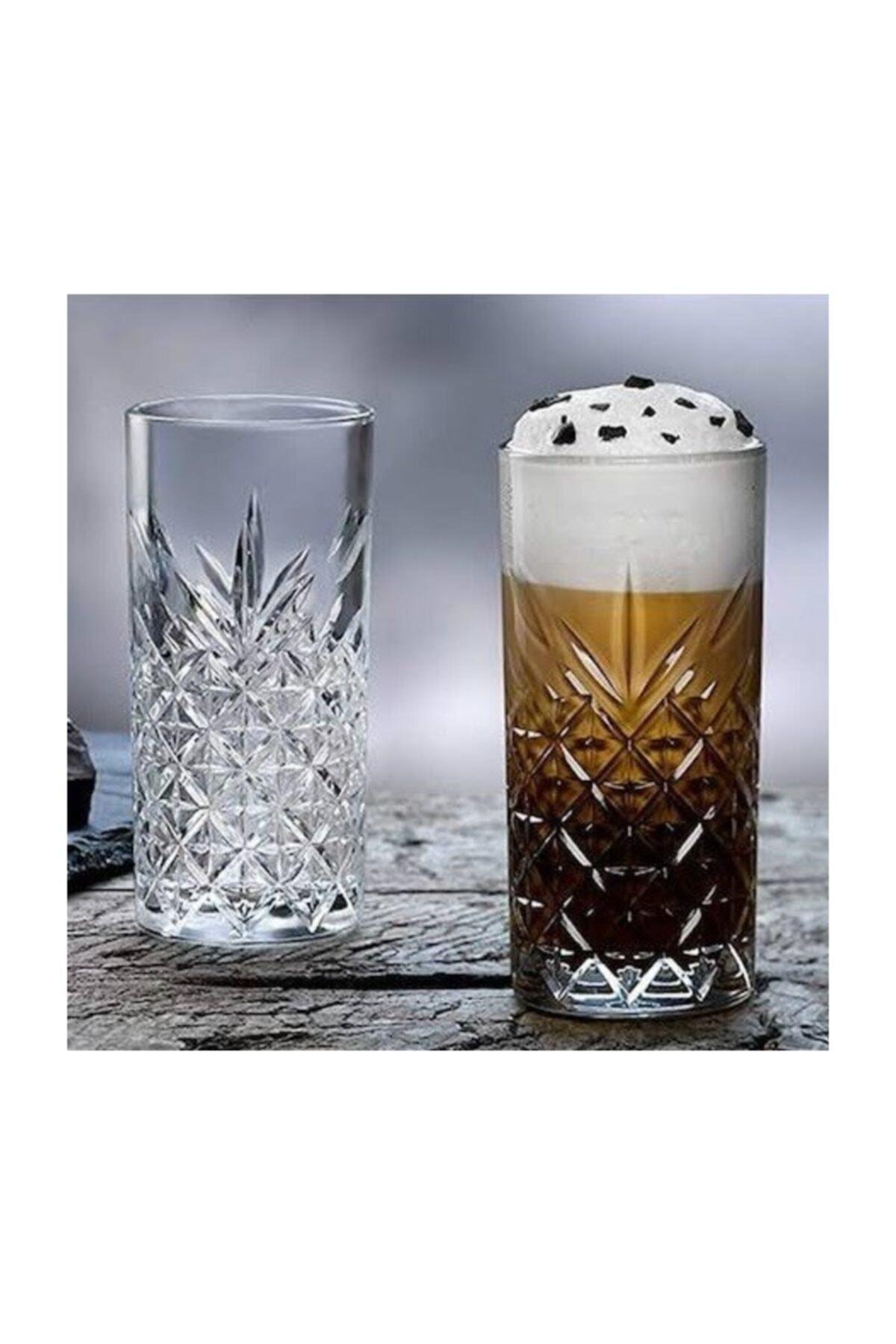 Paşabahçe Timeless Bardak Meşrubat Bardağı 4'lü 2
