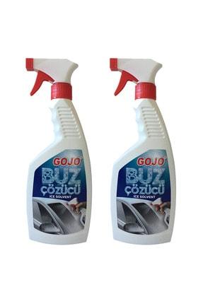 Gojo Cam Buz Çözücü Sprey 500 ml 2 Adet