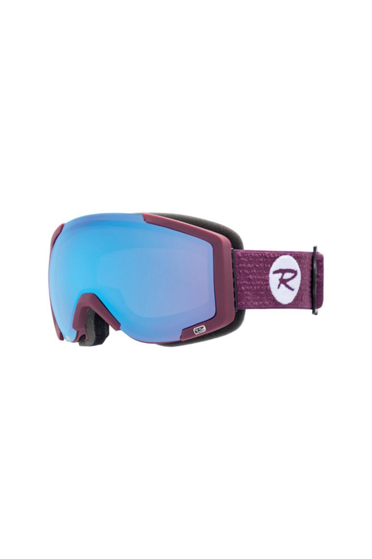 Rossignol Kadın Mor Renk Airis Sonar Goggle Snowboard Gözlük 1
