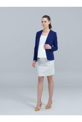 Charismom Kadın Lacivert Blazer Ceket