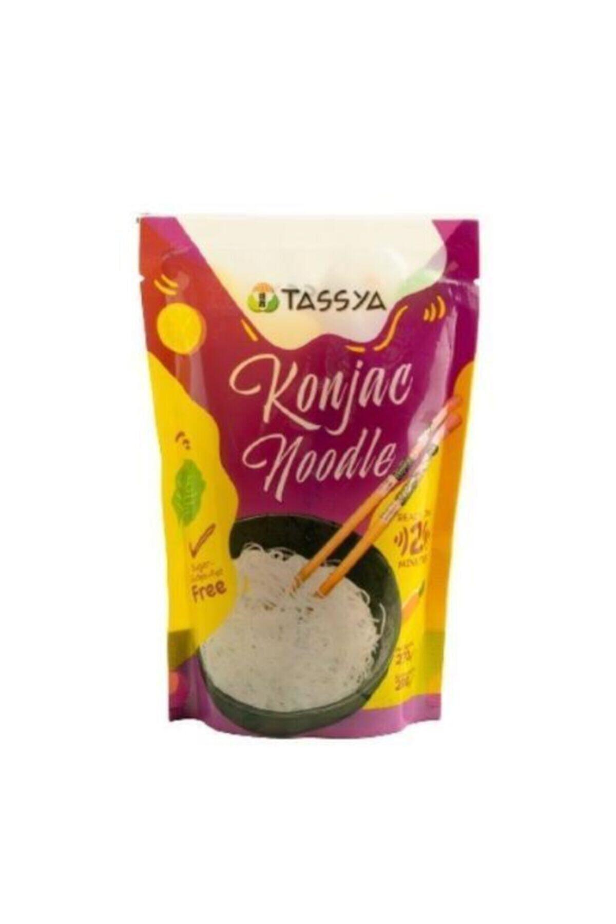 Tassya Shirataki (konjac) Noodle 270 G 1