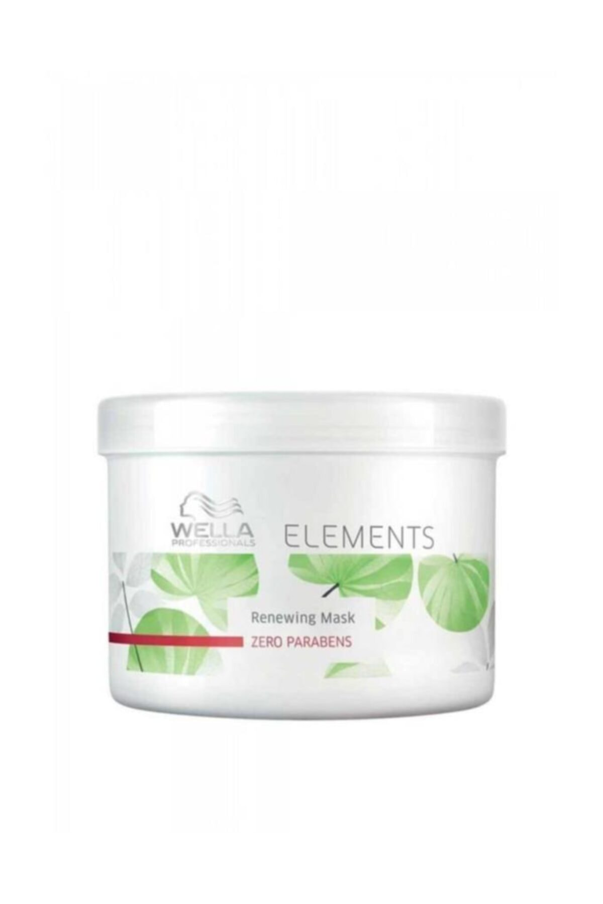 Wella Elements Renewin Zero Parabens Maske 500 Ml 1