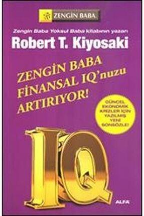 Alfa Yayınları Zengin Baba Finansal Iq'nuzu Artırıyor!