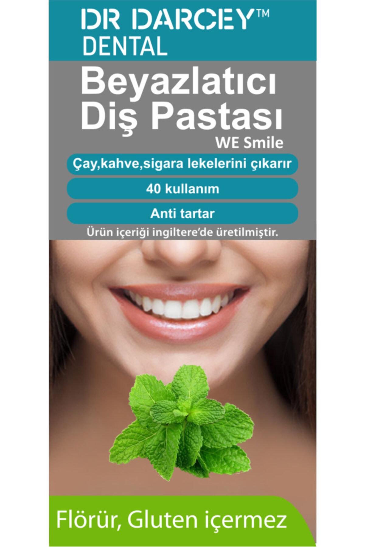Dr Darcey Beyazlatıcı Diş Pastası 20g & Aktif Karbon Diş Temizleme Tozu 25 G 2
