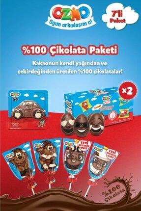 Şölen Ozmo %100 Çikolata Paketi