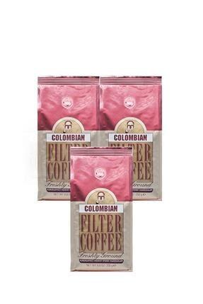 Mehmet Efendi Colombian Filtre Kahve 250 gr 3'lü Set