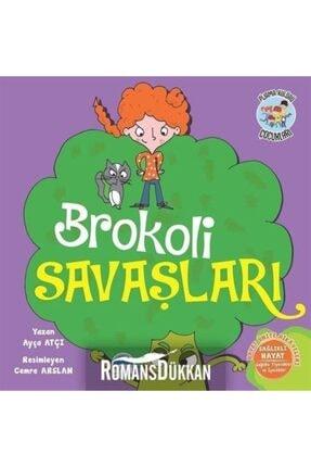 Martı Yayınları Brokoli Savaşları Hayat Ünite Hikayeleri Pijama Kulübü Çocukları