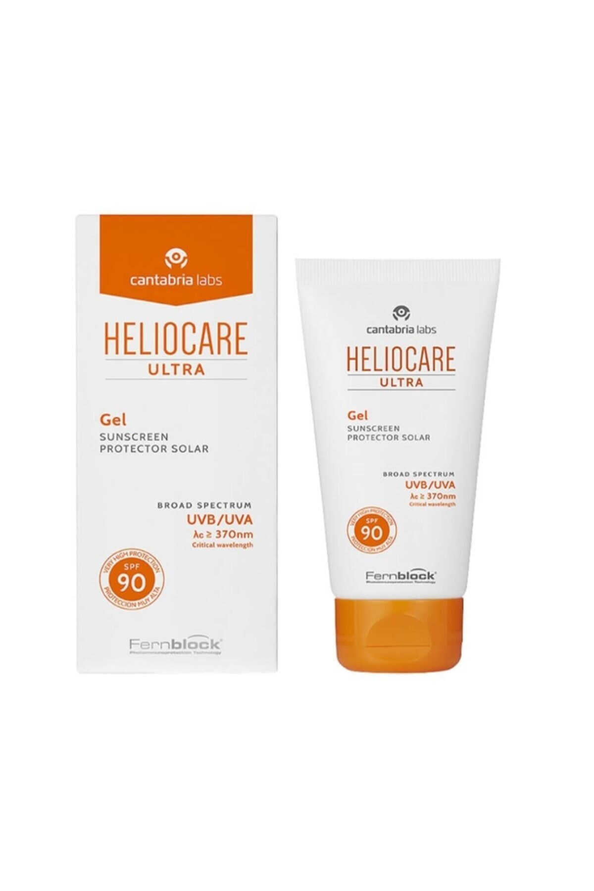 Heliocare Ultra Gel Güneş Spf 90 50 Ml 2