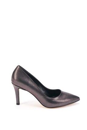 Ataköy Ayakkabı Kadın Platin Stiletto