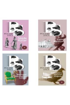 Ötüken Yayınları Peyami Safa : Sözde Kızlar-fatih Harbiye-matmazel Noraliya'nın Koltuğu -dokuzuncu Hariciye Koğuşu