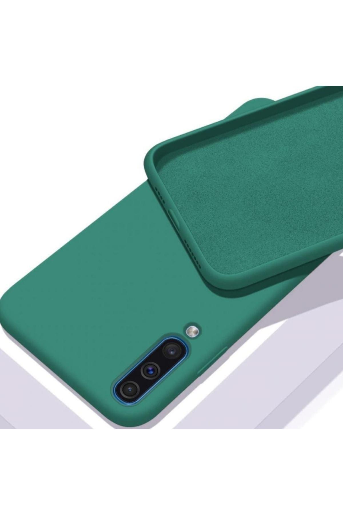 StectMobile Samsung Galaxy A50 Uyumlu İçi Kadife Lansman Kılıf 1