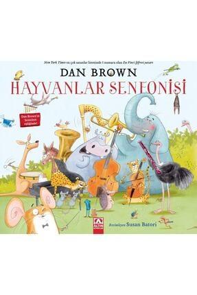 Altın Kitaplar Hayvanlar Senfonisi - Dan Brown (ciltli)