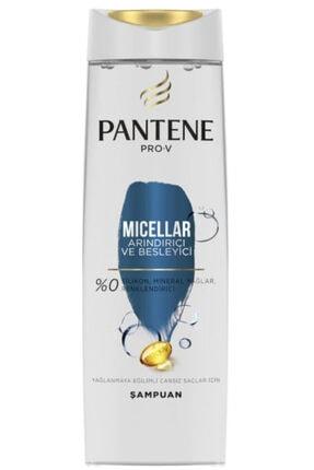 Pantene Pro-v Micellar Arındırıcı Ve Besleyici Şampuan 400 Ml