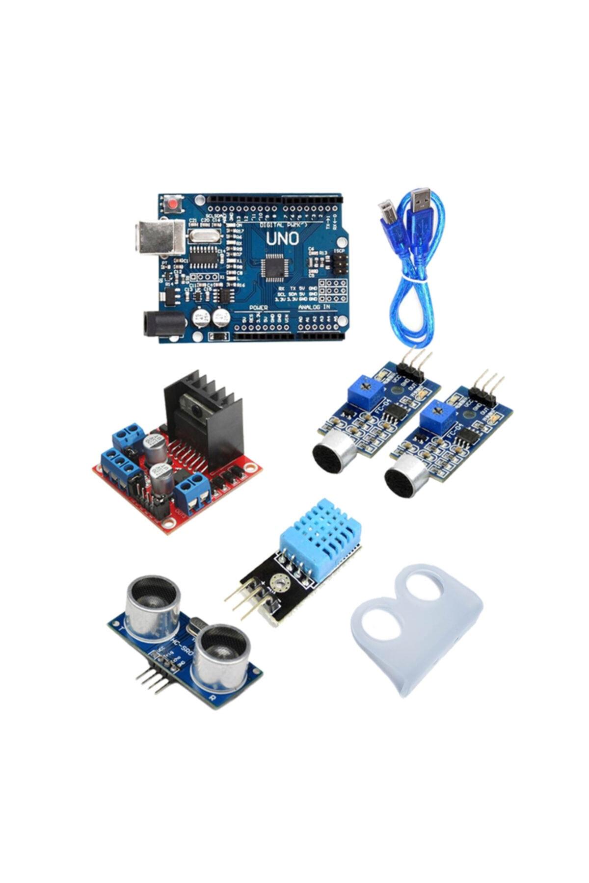 Arduino Robotik Kodlama Seti - Online Eğitime Uygun 2