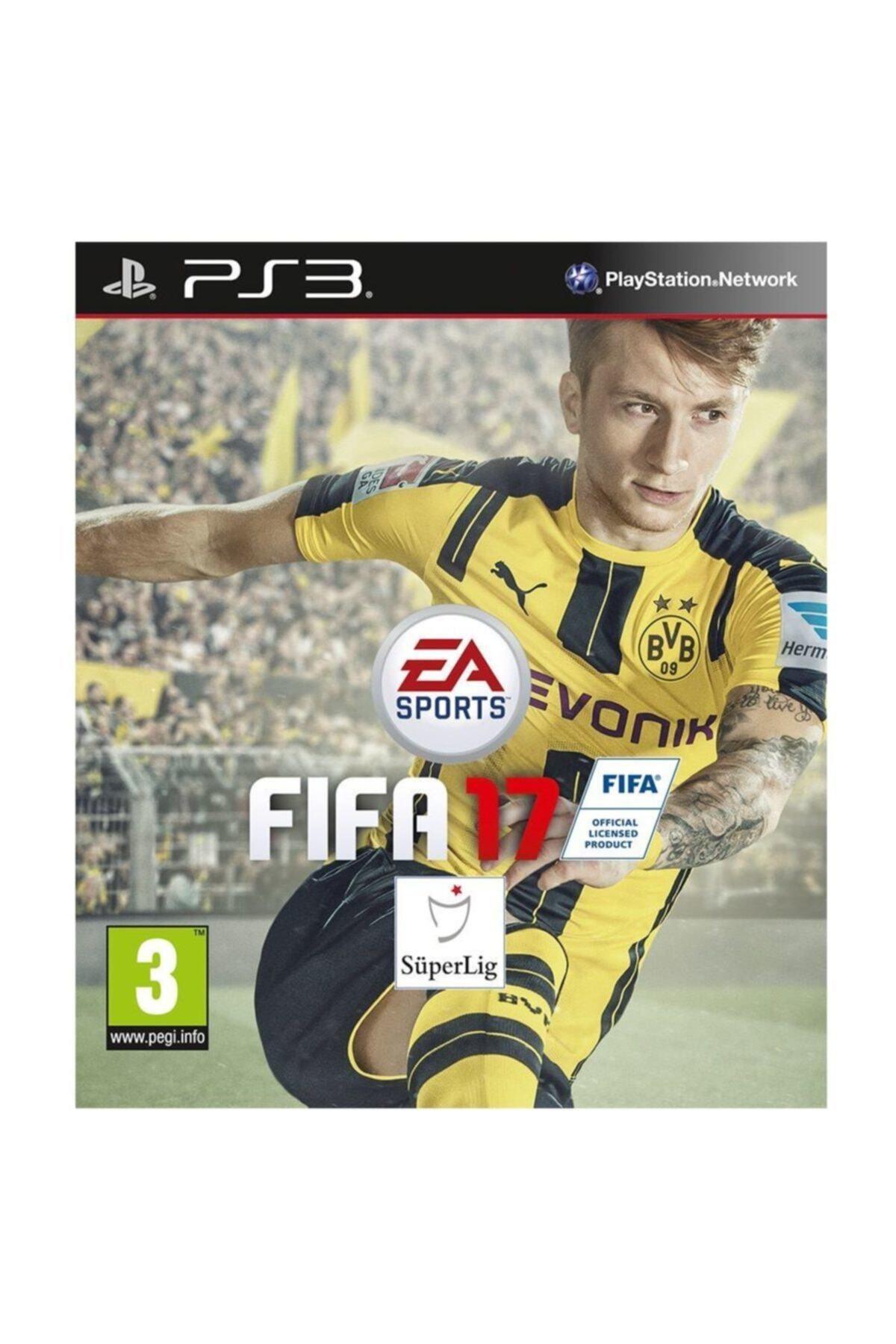 EA Games Fifa 17 Ps3 Oyun 1
