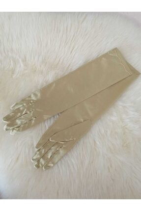 Crescent Gold Renk Parmaklı Eldiven