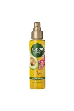 Elidor Saç Bakım Yağı-doğanın Enerjisi-avokado Veüzüm Çekirdeği-80ml