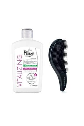 Farmasi Dr.c.tuna Vıtalızıng Sarımsaklı Şampuan 500 Ml+ Saç Tarağı