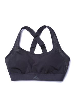 adidas DTR JACQRD BRA Siyah Kadın Sporcu Sütyeni 101117657