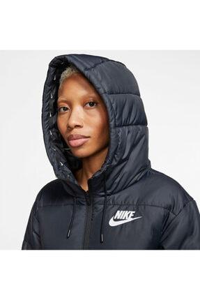 Nike Kadın Siyah Fermuarlı Parka Cj8670 010