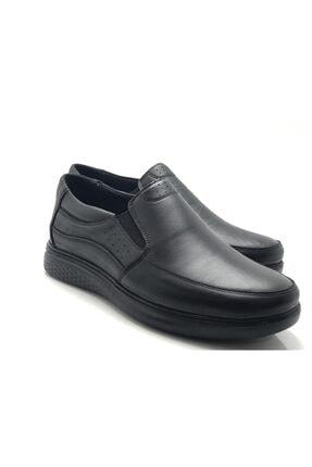 MAGIC SHOES Hakiki Deri Klasik Mevsimlik Baba Ayakkabısı
