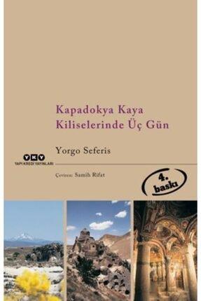Yapı Kredi Yayınları Kapadokya Kaya Kiliselerinde Üç Gün