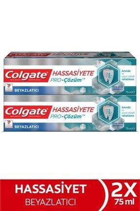 Colgate Hassasiyete Pro Çözüm Beyazlatıcı Sensitive Pro Relief Diş Macunu 2 X 75 ml